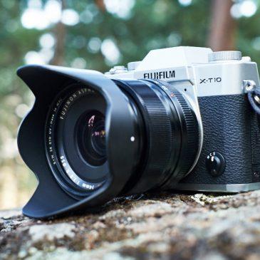The Fujifilm X-T10: first impressions