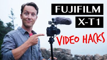 Fujifilm X-T1 Video hacks