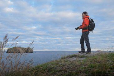Seth K. Hughes, Trinity, Newfoundland, Canada