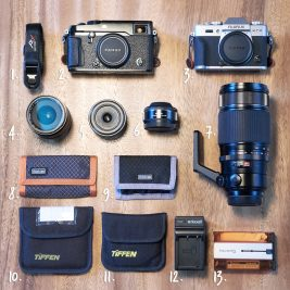 My wilderness photo kit