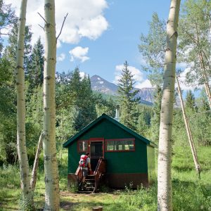 The Burn Hut, San Juan Mountains