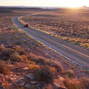 Driving the Four Corners highways