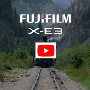Fujifilm X-E3 video