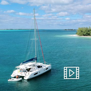 Sailing the Abacos, Bahamas