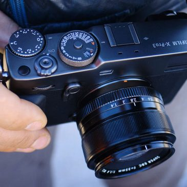 Fujifilm X-Pro3 camera review