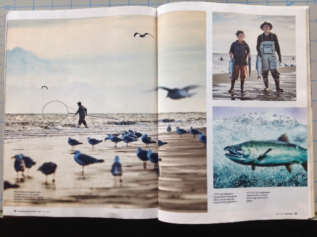 Alaska magazine photo essay - May 2015