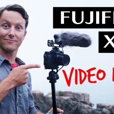 Fujifilm X-T1 Video hacks