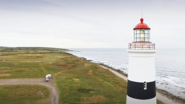 Point Amour Lighthouse, Labrador, Canada