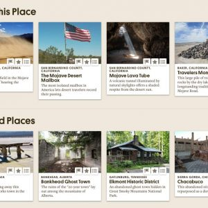 Find the best photography locations using Atlas Obscura