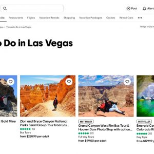 Find the best photography locations using Trip Advisor